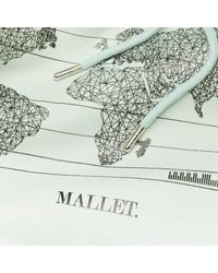 Mallet Global Hood Mint - Green