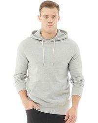 Levi's - Original Pullover Hoody Medium Grey Heather - Lyst
