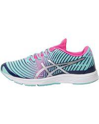 Asics - Gel Hyper Tri 3 Triathlon Running Shoes Aqua Splash/silver/indigo Blue - Lyst