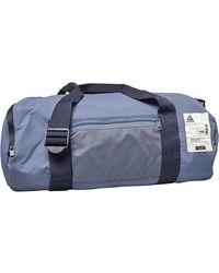 Reebok Training Supply Grip Duffel Bag Washed Indigo - Blue