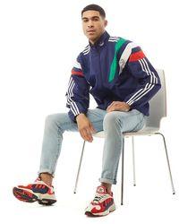 adidas Originals Mus Balanta 96 Track Jacket Dark Blue
