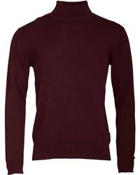 French Connection - Cotton Roll Neck Jumper Chateaux - Lyst