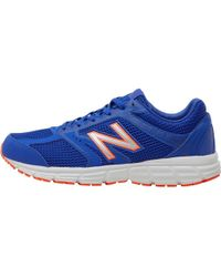 New Balance - M460 V2 Neutral Running Shoes Blue/orange - Lyst