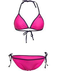 adidas Solid Beach Infinitex Bikini Felroze