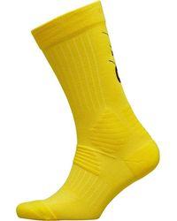 Y-3 Tube Socken Gelb
