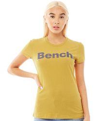 Bench Mirage T-shirt Mustard - Yellow