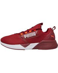 PUMA Retaliate Hardloopschoenen Rood