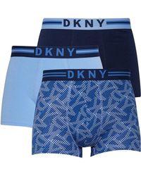 DKNY Remo Boxershorts Mehrfarbig