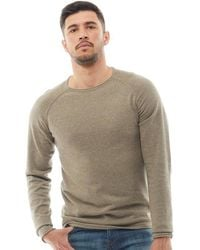 Jack & Jones - Union Knitted Jumper Chocolate Chip - Lyst