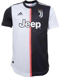 adidas Jfc Juventus Home Authentic Jersey Multi - Blauw