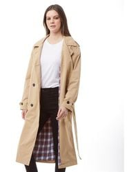 Levi's Kate Trench Coat Incense - Natural