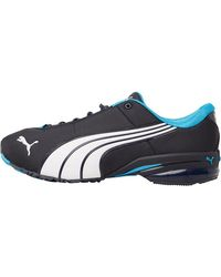 PUMA Jago St Nm Rips Sneakers Marineblauw