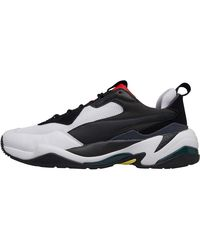 PUMA Thunder Spectra Sneakers Wit