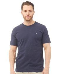 Crew Tee-Shirt Bleu Marine