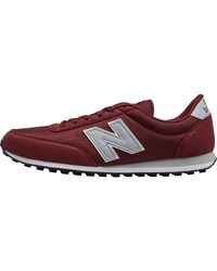 New Balance 393 - Red