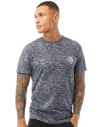 Brave Soul Booster T-Shirt Grau
