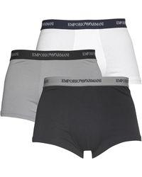 Emporio Armani Boxershort Zwart