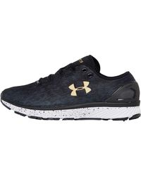 Under Armour Charged Bandit 3 Ombre Neutral Running Shoes Black