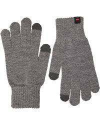 Jack & Jones DNA Handschuhe Graumeliert