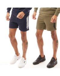 Jack & Jones Short Harry Bleu Marine