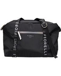 Fiorelli Sport Flex Bowler Bag Black Sd
