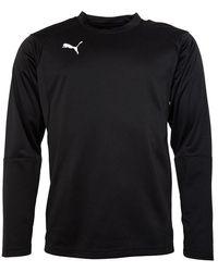 PUMA Liga Training Sweat Black/white
