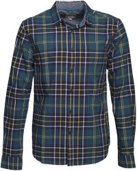 Bench - Guard Shirt Green - Lyst