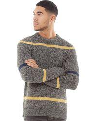 Produkt Tommy Crew Neck Knit Urban Chic - Grey