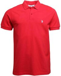 U.S. POLO ASSN. - King Polo True Red - Lyst