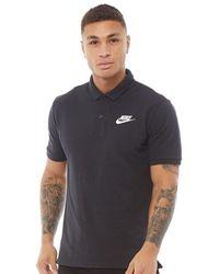 Nike Sportswear Matchup Polo Zwart