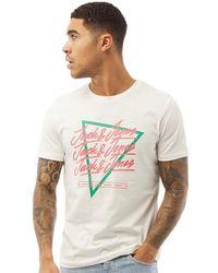 Jack & Jones Tee-Shirt Cody Blanc