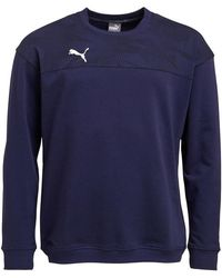 PUMA Sweat Cup Casuals Bleu Marine
