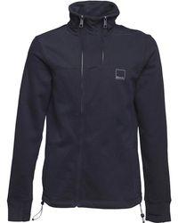 Bench - Sweat Jacket Black - Lyst