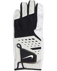 Nike Tech Extreme VII Reg Left Hand Golf Handschuh Perlenweiß