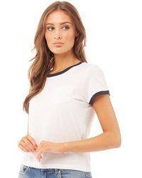 Brave Soul Tee-Shirt Rebecca Blanc