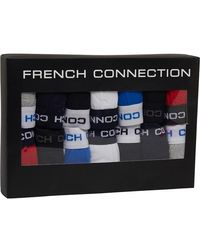 French Connection Boxer 14 Paire Multicolore