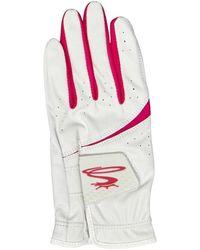 PUMA Pur Tech Golf Glove Left Hand White