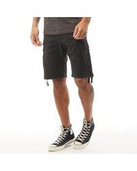 Jack & Jones Basic Cargo Shorts Black