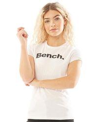 Bench Miller T-shirt White