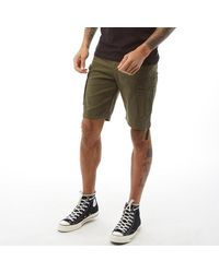Jack & Jones Basic Cargo Shorts Khaki - Natur