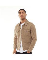 Levi's The Trucker Jacket Desert - Brown