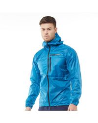 adidas Terrex Agravic 3 Layer Climaproof Performance Jas Donker Turquoise - Blauw