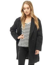 Levi's - Carina Coat Black - Lyst