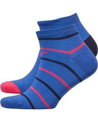 Emporio Armani Sokken Koningsblauw
