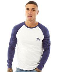 Tokyo Laundry Oron T-Shirt Blau