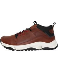 Clarks Chaussures Tri Path Up Marron