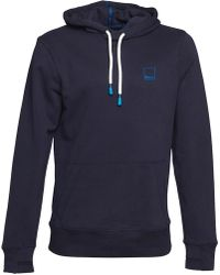 Bench - Her Hoody Blue - Lyst