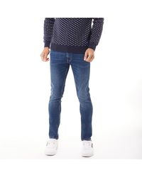 Produkt A128 Skinny Jeans Medium Blue Denim