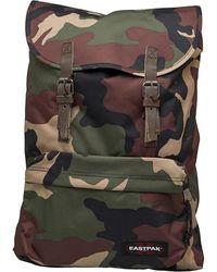 Eastpak London Backpack Camo - Green