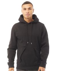Duck and Cover Delaweres Hoodie Black